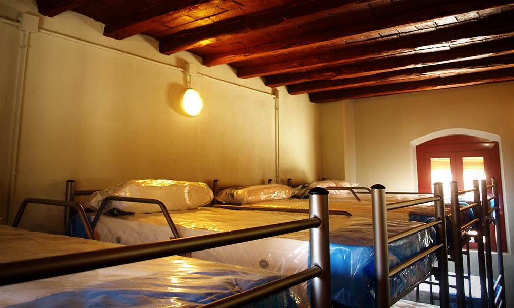 albergs dormitori